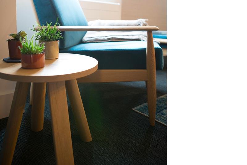 BuzziMilk Table