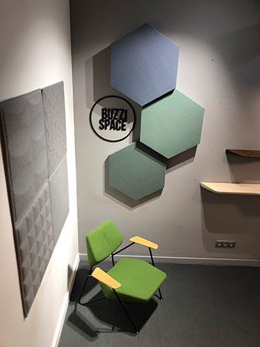 Showroom l'Agence LF