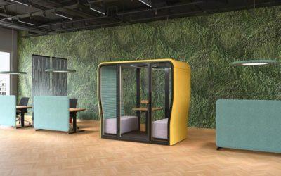 Nouvelle norme ISO pour les cabines acoustiques