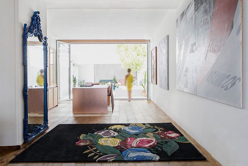 Now carpets BLOOM