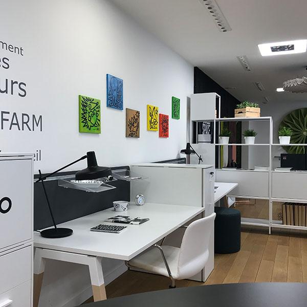 L'Agence LF Showroom