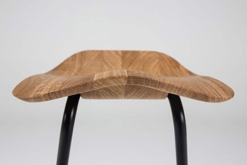 Prostoria strain bar stool