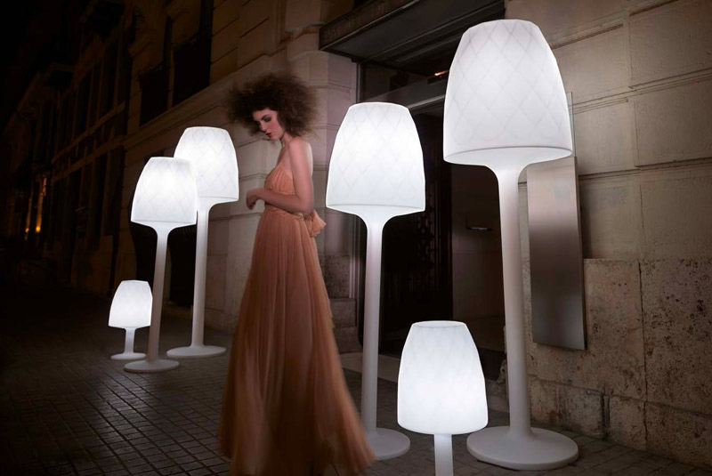 Vondom - Vases lamp